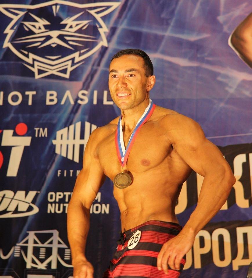 В Волгограде прошел первый турнир по бодибилдингу, фото-43