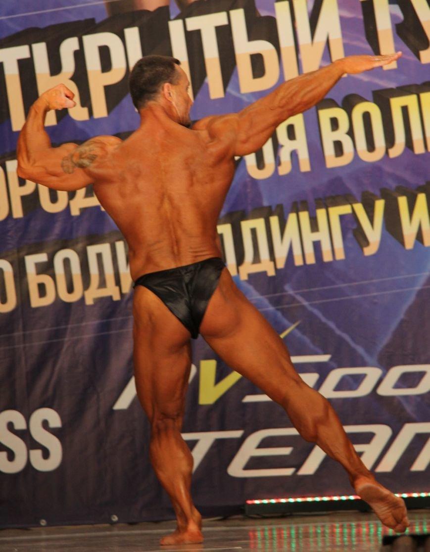В Волгограде прошел первый турнир по бодибилдингу, фото-41