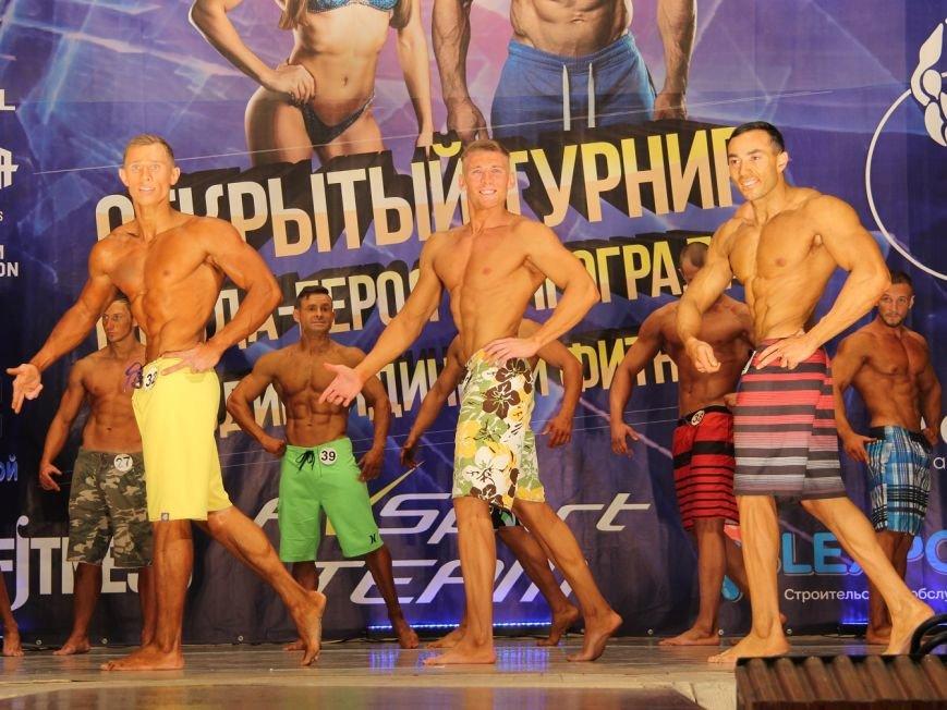 В Волгограде прошел первый турнир по бодибилдингу, фото-13