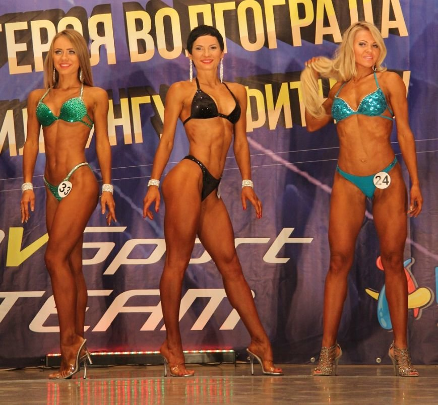 В Волгограде прошел первый турнир по бодибилдингу, фото-57