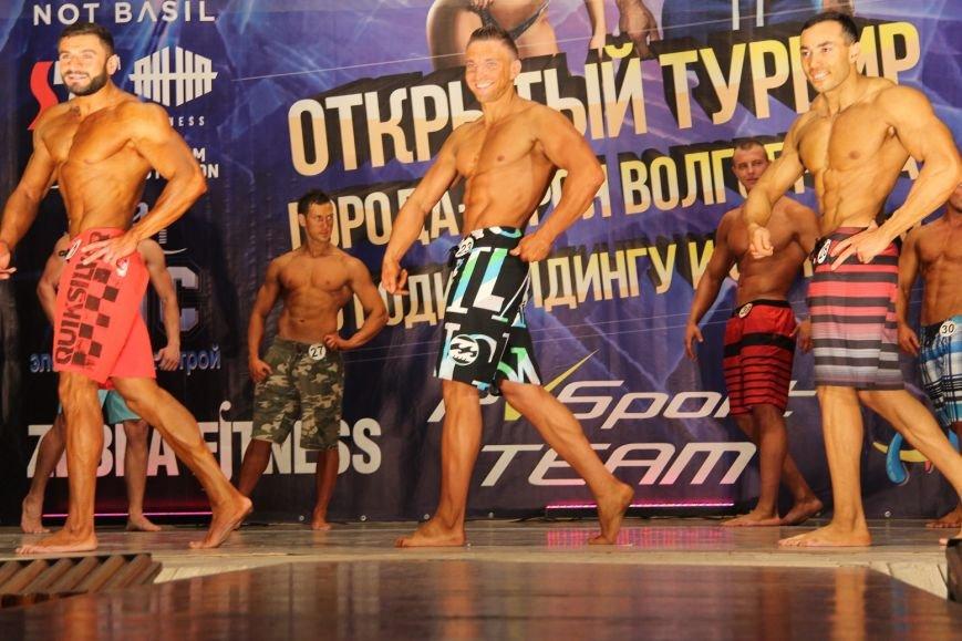 В Волгограде прошел первый турнир по бодибилдингу, фото-19