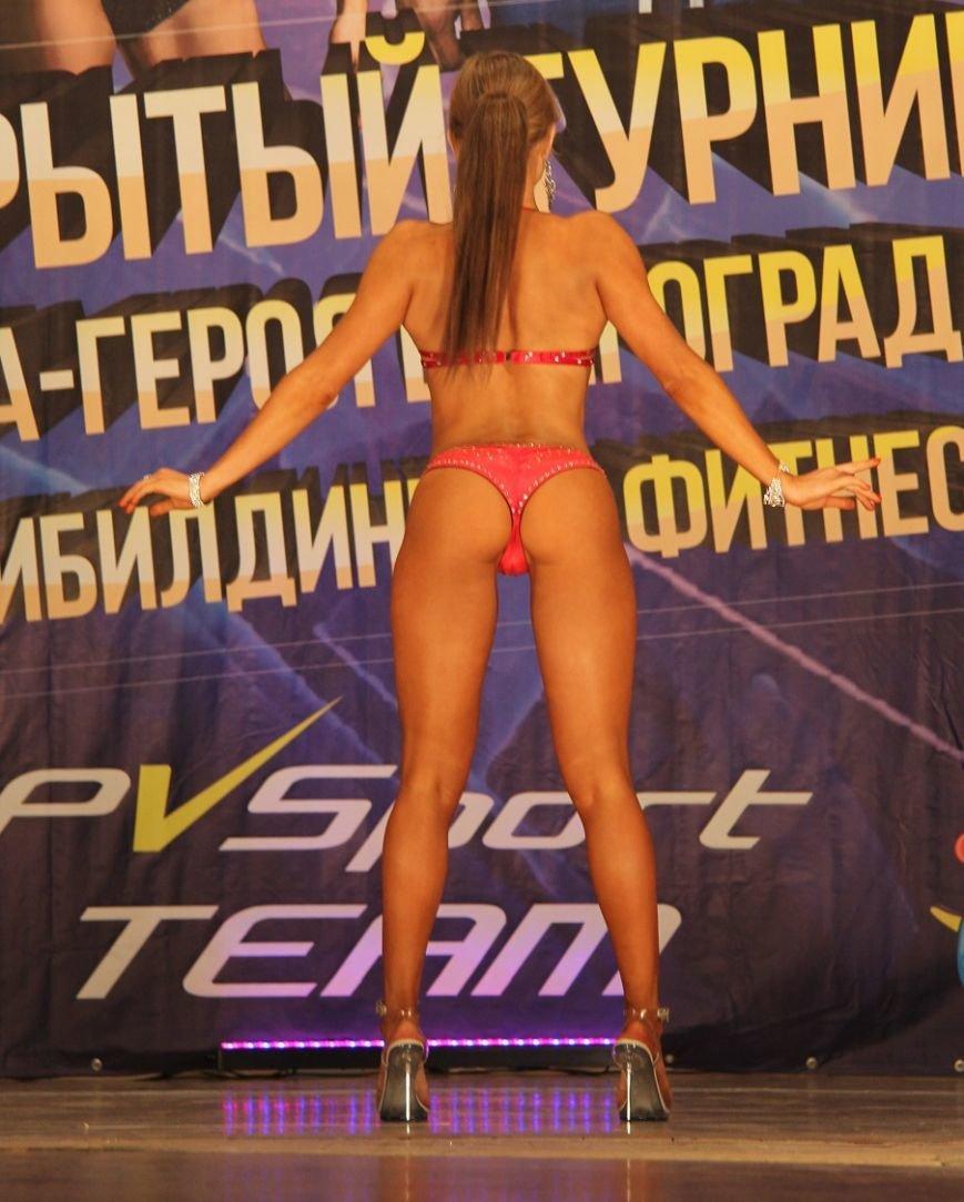 В Волгограде прошел первый турнир по бодибилдингу, фото-48