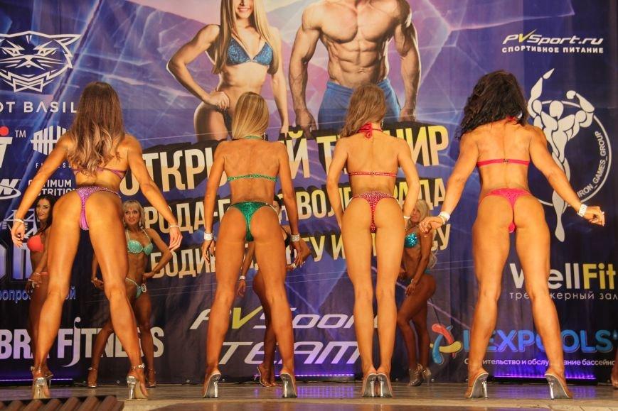 В Волгограде прошел первый турнир по бодибилдингу, фото-60