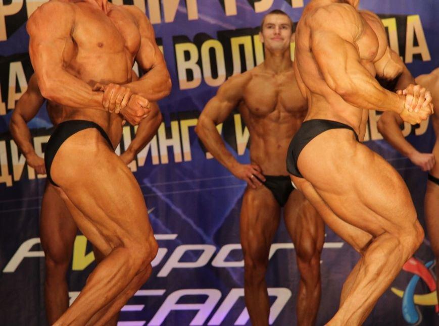 В Волгограде прошел первый турнир по бодибилдингу, фото-35