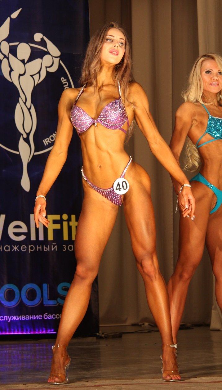 В Волгограде прошел первый турнир по бодибилдингу, фото-63