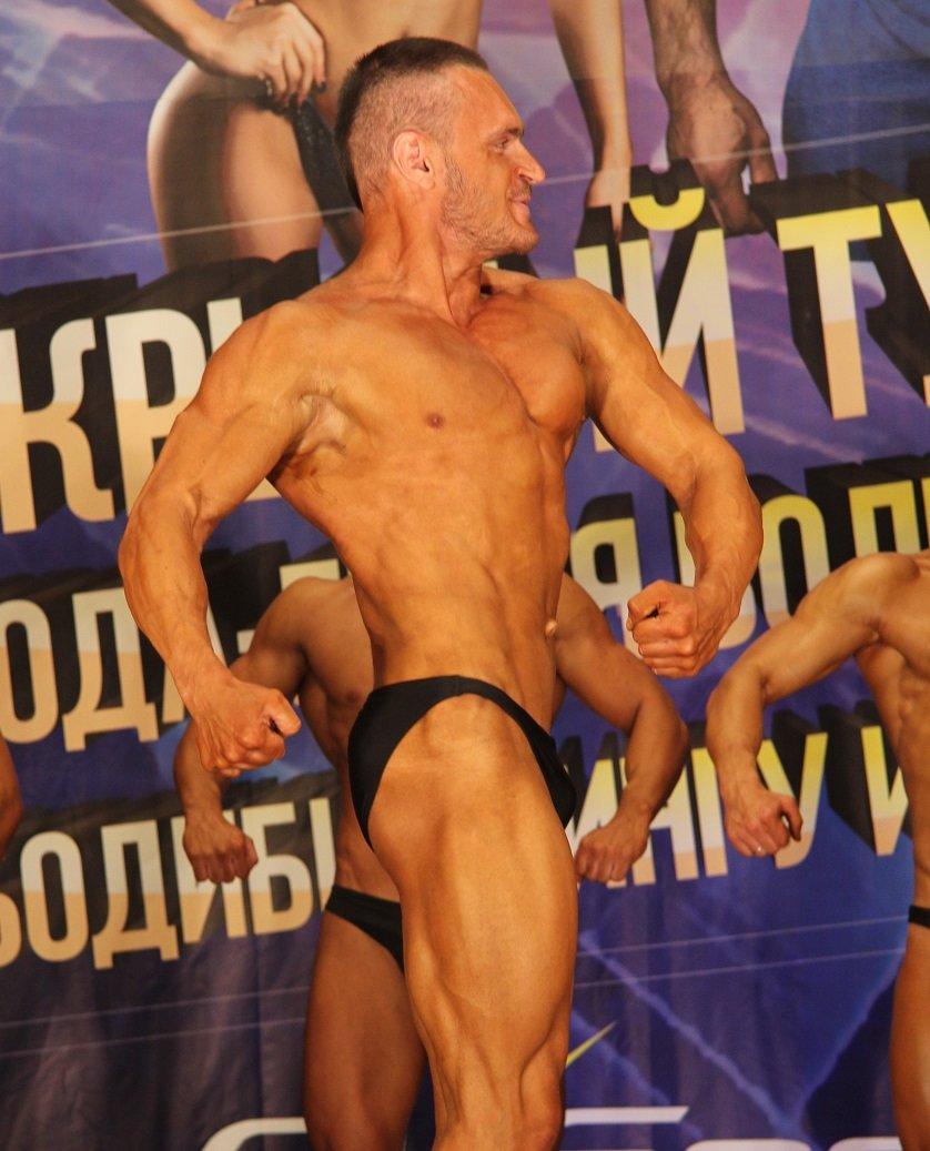 В Волгограде прошел первый турнир по бодибилдингу, фото-33