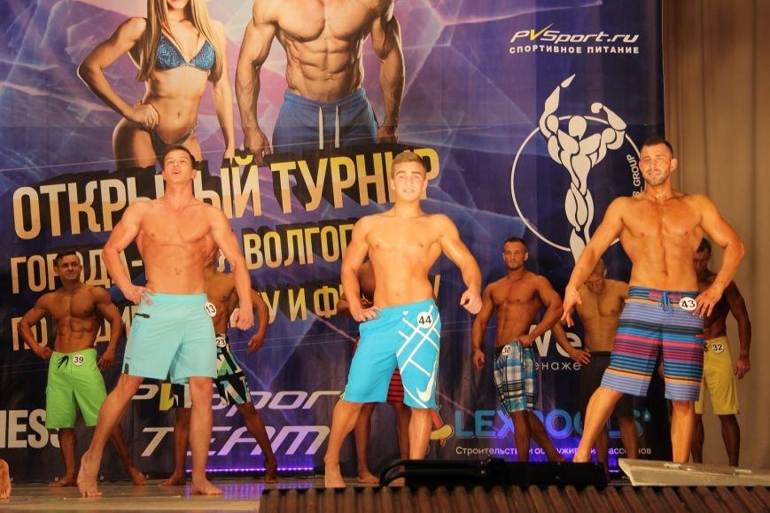 В Волгограде прошел первый турнир по бодибилдингу, фото-8