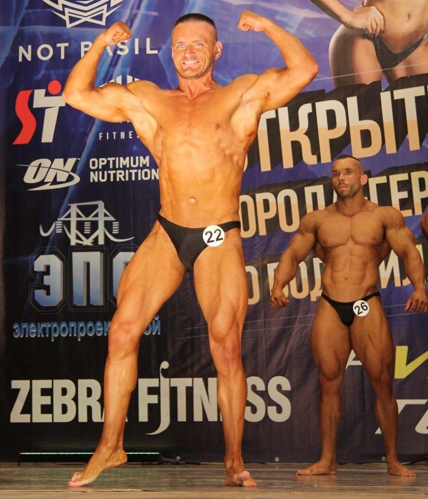 В Волгограде прошел первый турнир по бодибилдингу, фото-28