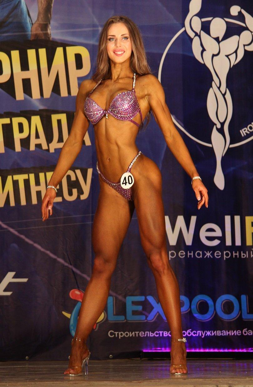 В Волгограде прошел первый турнир по бодибилдингу, фото-56