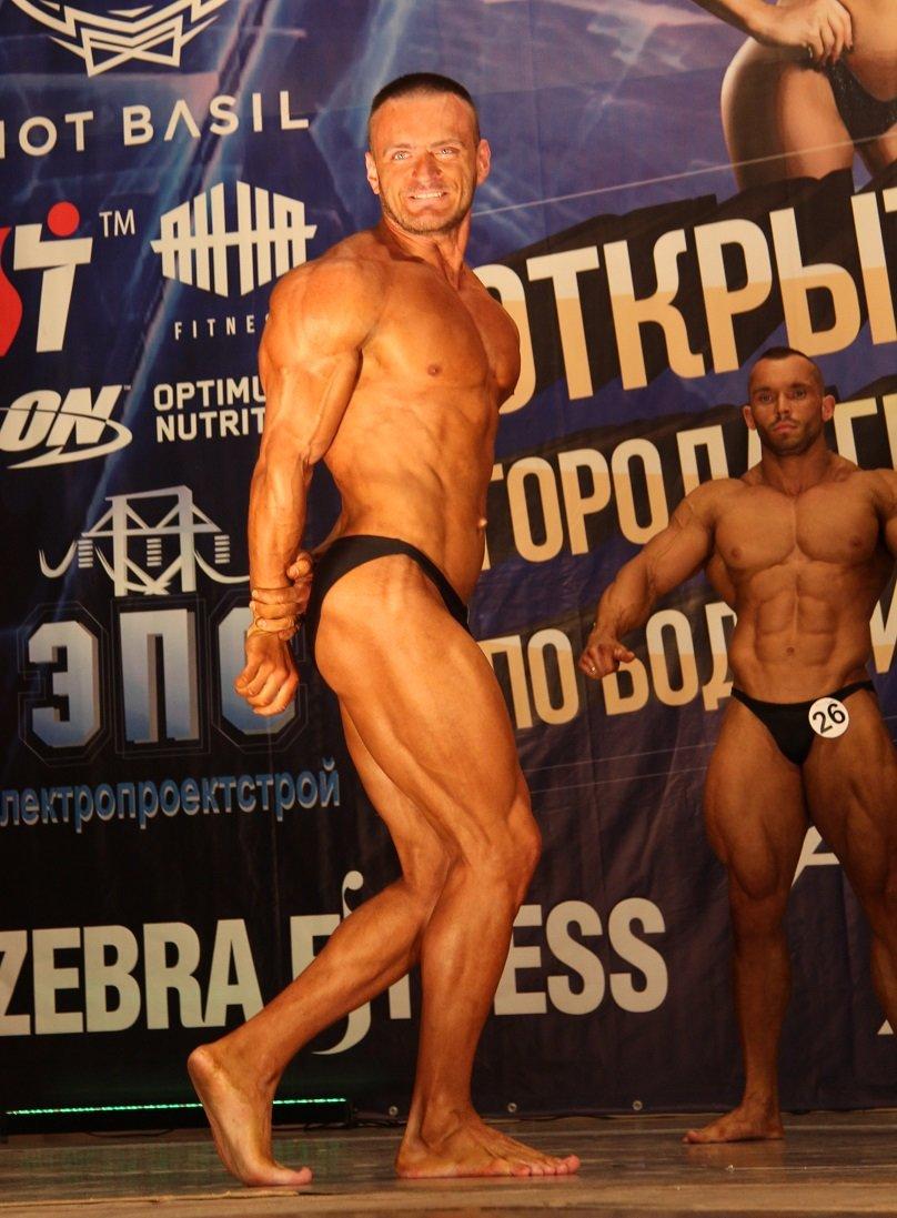 В Волгограде прошел первый турнир по бодибилдингу, фото-30