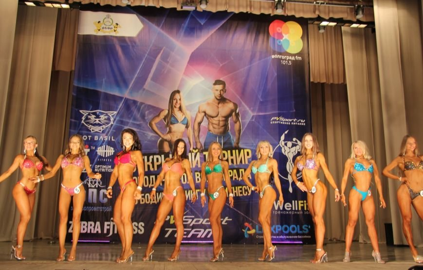 В Волгограде прошел первый турнир по бодибилдингу, фото-66