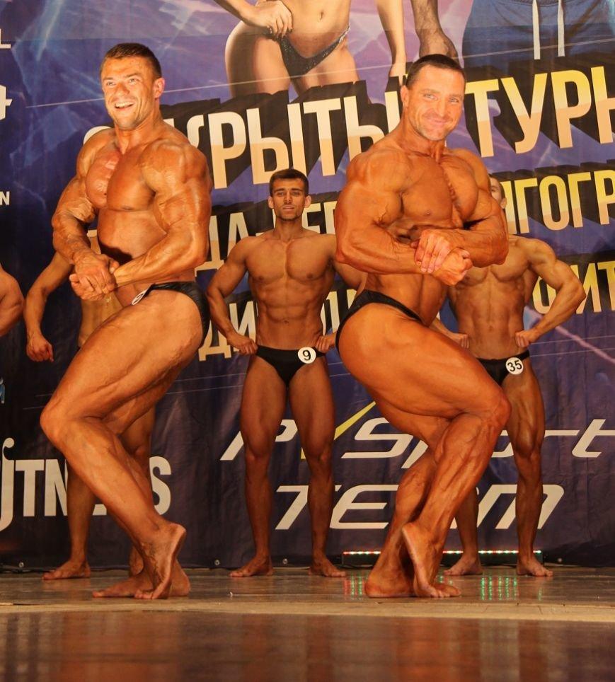 В Волгограде прошел первый турнир по бодибилдингу, фото-39