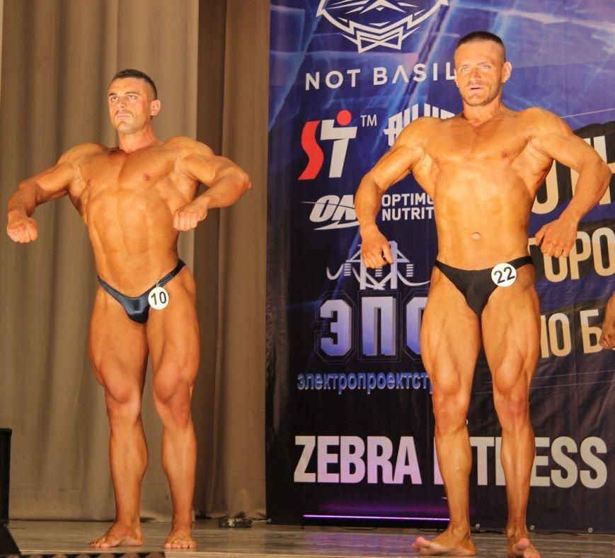 В Волгограде прошел первый турнир по бодибилдингу, фото-26