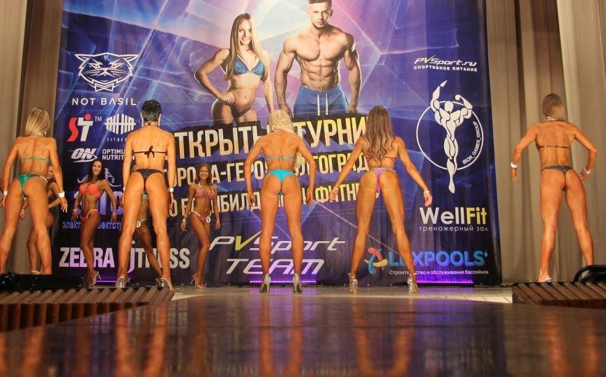В Волгограде прошел первый турнир по бодибилдингу, фото-55