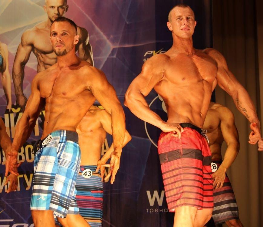 В Волгограде прошел первый турнир по бодибилдингу, фото-24