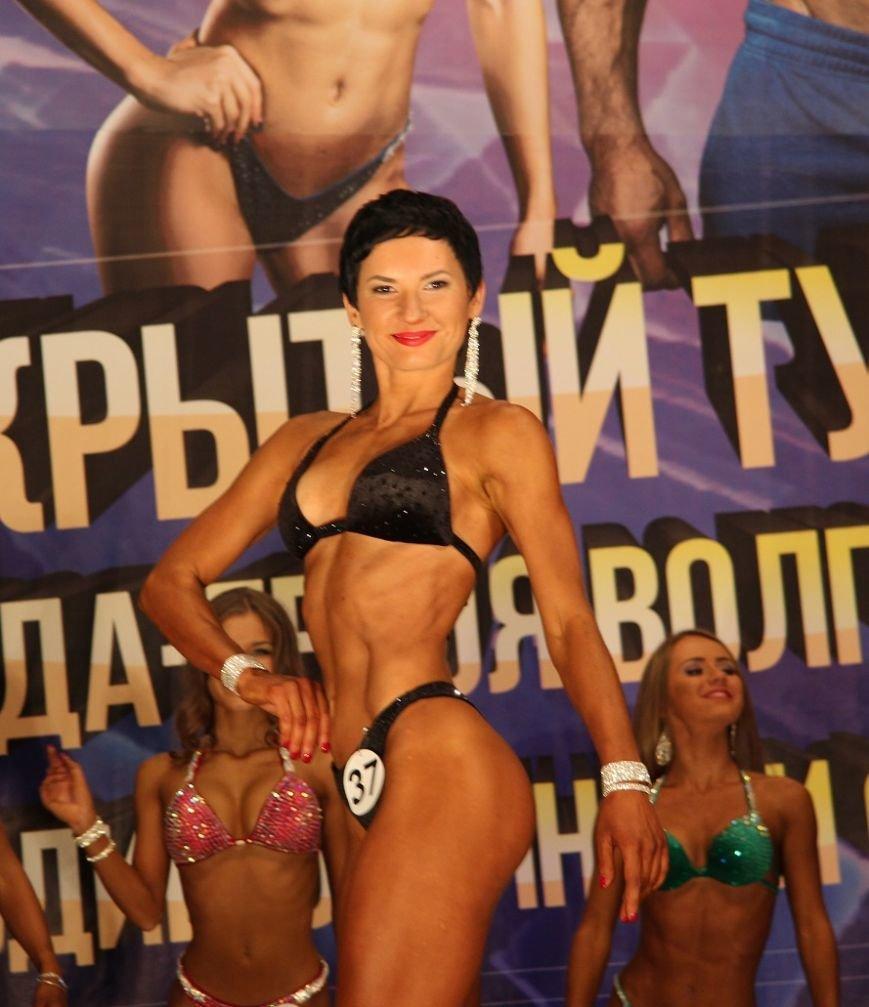 В Волгограде прошел первый турнир по бодибилдингу, фото-50