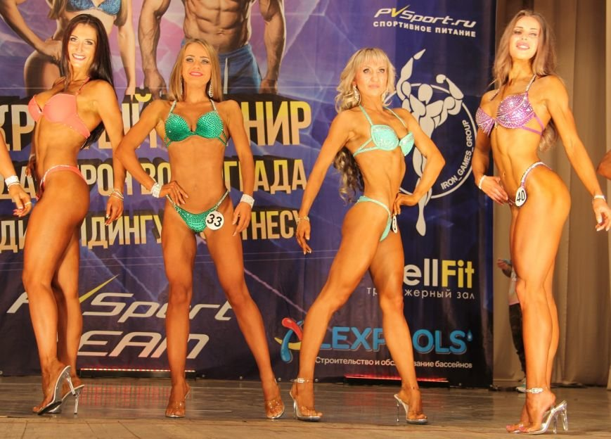 В Волгограде прошел первый турнир по бодибилдингу, фото-65