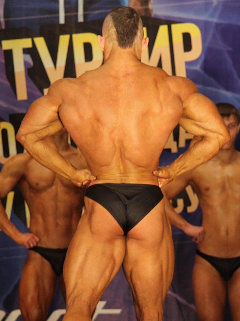 В Волгограде прошел первый турнир по бодибилдингу, фото-36