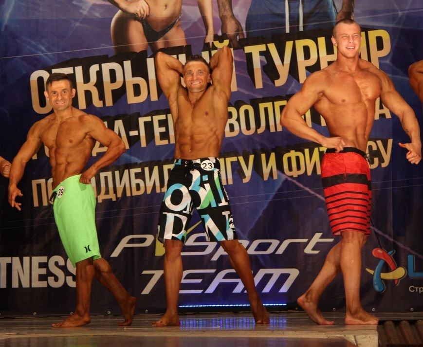 В Волгограде прошел первый турнир по бодибилдингу, фото-15
