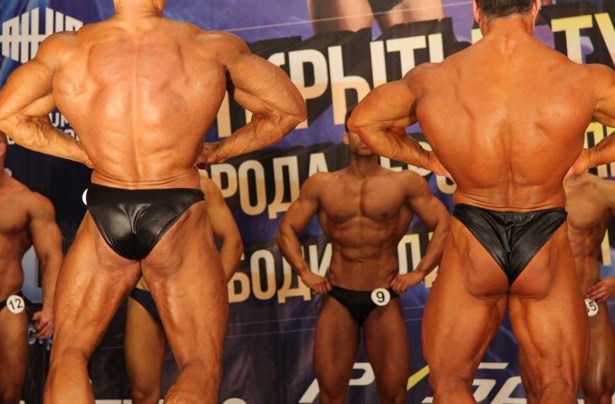 В Волгограде прошел первый турнир по бодибилдингу, фото-40