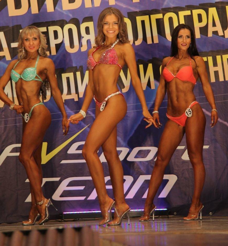 В Волгограде прошел первый турнир по бодибилдингу, фото-49