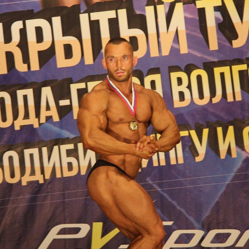 В Волгограде прошел первый турнир по бодибилдингу, фото-46
