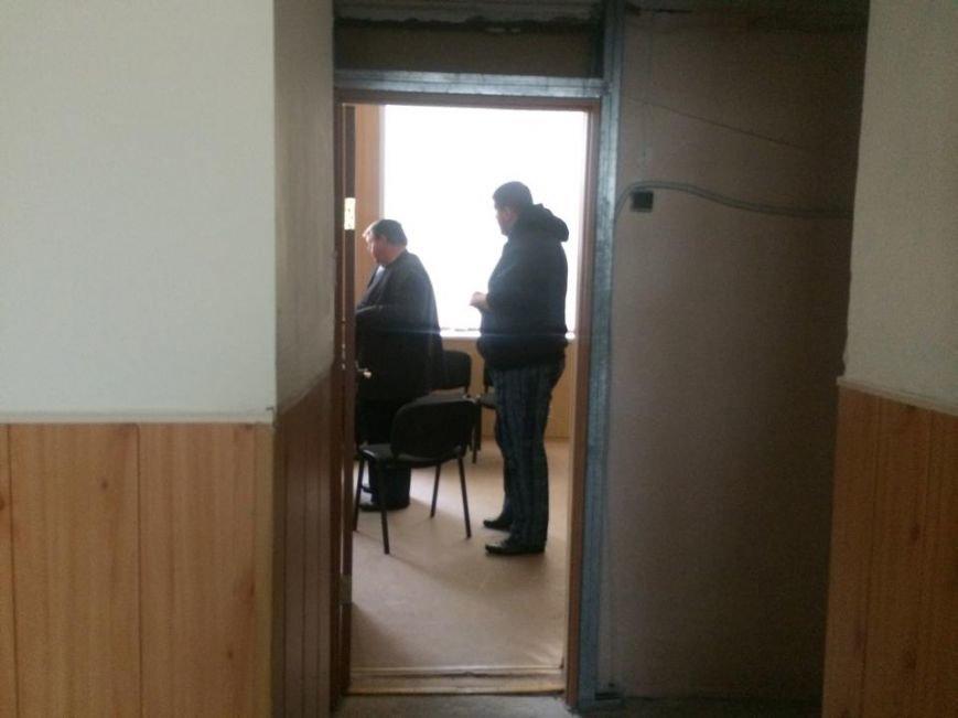 В Мариуполе сегодня члены избиркомма встречали комиссию из ЦИК (ФОТО, Дополнено), фото-5