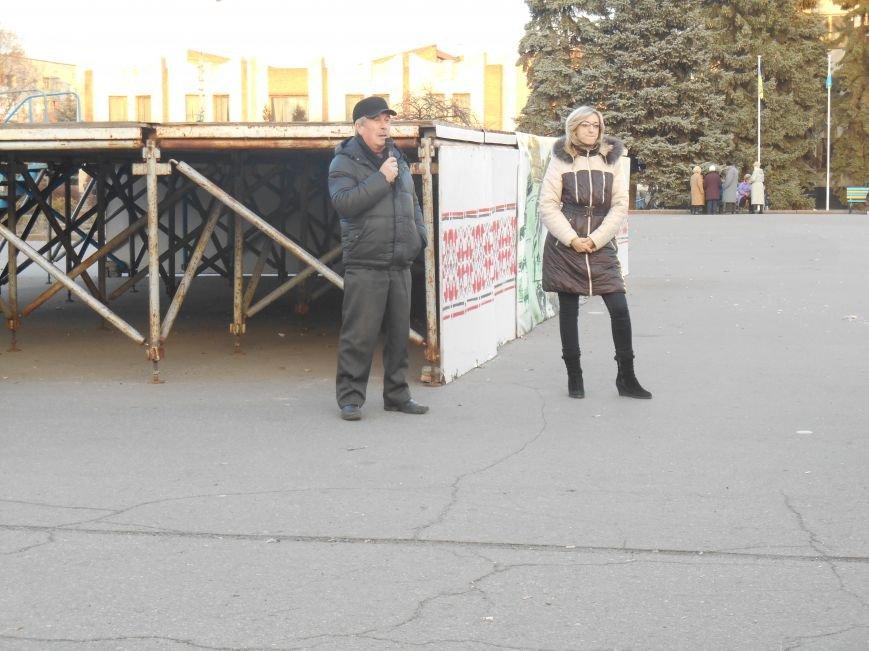 На воскресном вече в Славянске пели, читали стихи и просто общались (фото) (фото) - фото 3