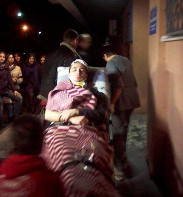 Терехова перевезли на 2-х недельное лечение в больницу им. Мечникова, в операции он не нуждается (фото) - фото 1