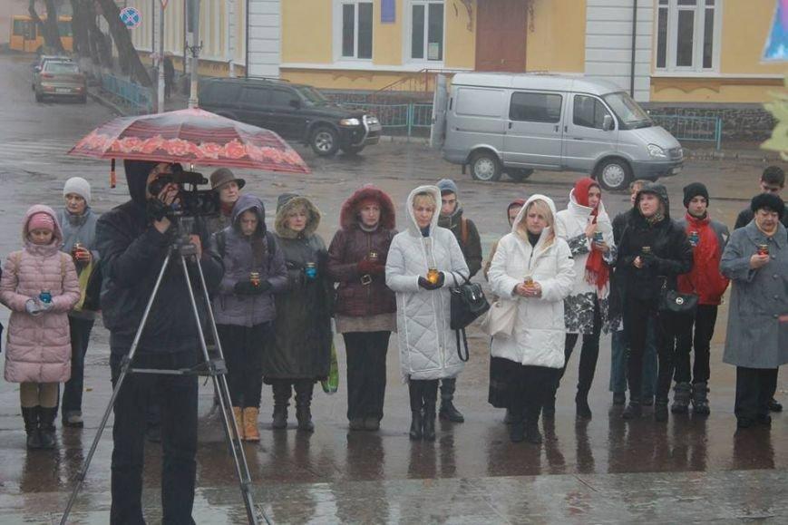 У Житомирі під дощем молились за дітей-сиріт, фото-6