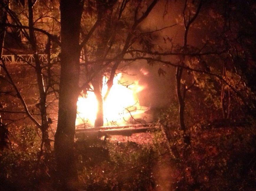 В Симферополе продолжают гореть автомобили (ФОТО), фото-1