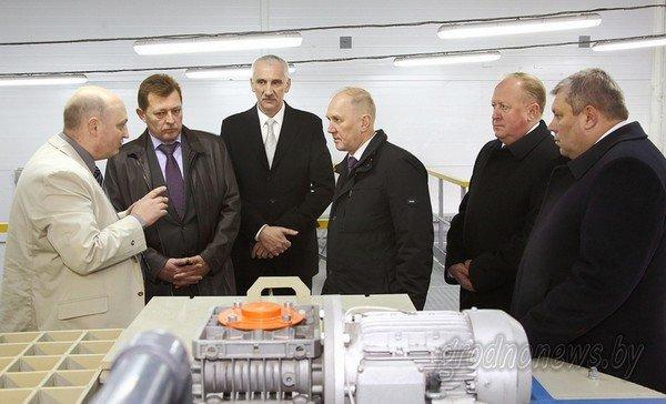 В Гродно открылось предприятие по созданию химических реагентов (фото) - фото 3