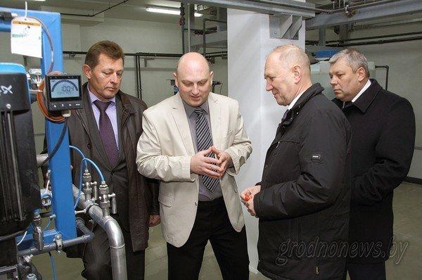 В Гродно открылось предприятие по созданию химических реагентов (фото) - фото 1