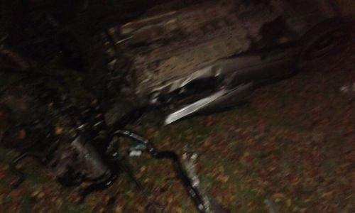 Возле Свислочи пьяный водитель разогнался до 160 км/ч и вылетел в кювет (фото) - фото 4