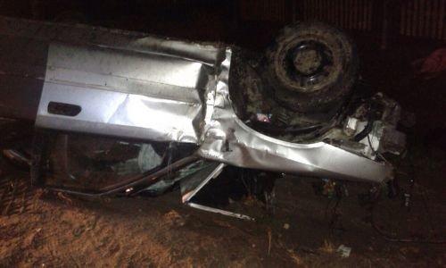 Возле Свислочи пьяный водитель разогнался до 160 км/ч и вылетел в кювет (фото) - фото 2