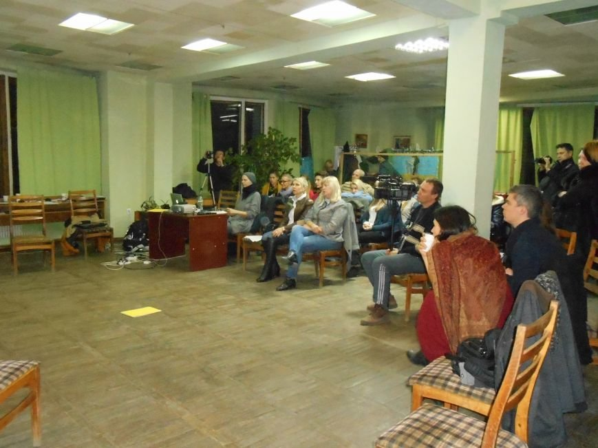 Митці провели у Слов'янську «Воркшоп ДЕ» (фото) - фото 1