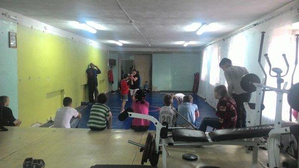 Рэп прозвучал для воспитанников детского дома (фото) - фото 5