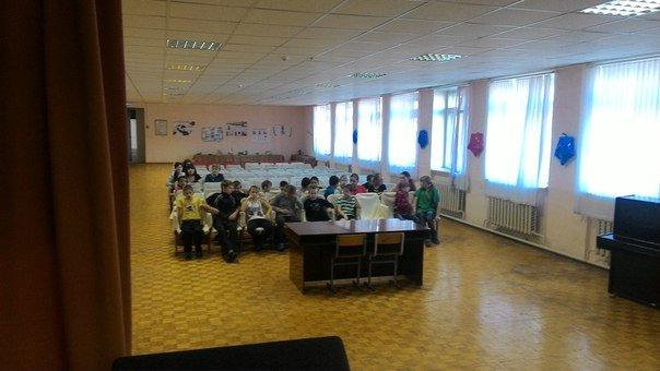 Рэп прозвучал для воспитанников детского дома (фото) - фото 1