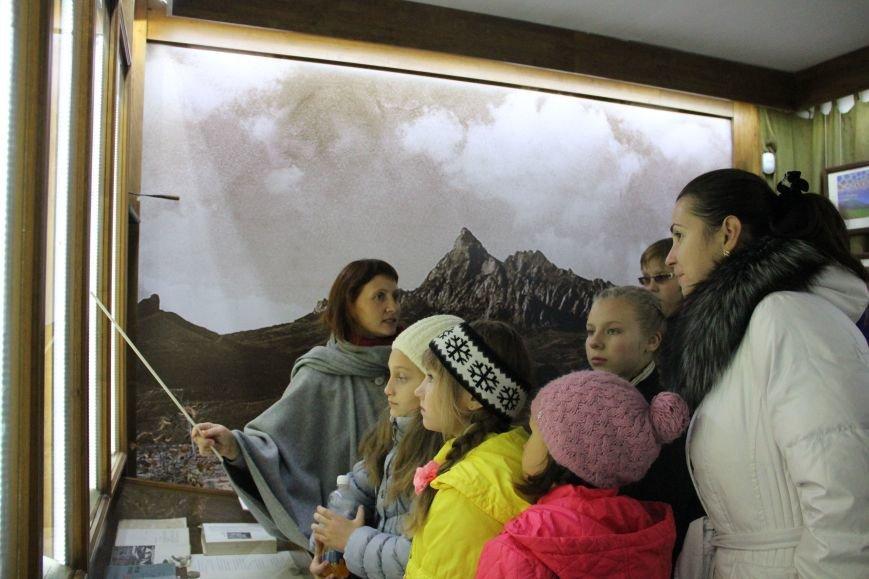 Научный сотрудник Дома-музея М.А.Волошина Ирина Коновалова рассказывает о гостях Дома Поэта