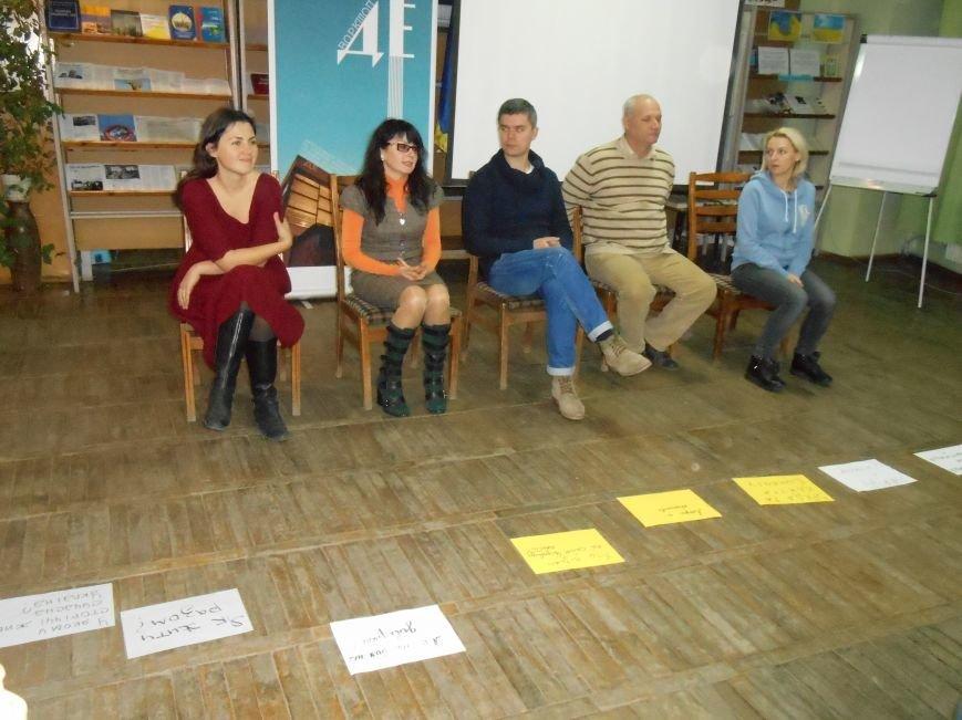 ТанцЛабораториум «Експертиза. Комуникация» и выставка современного искусства в Славянске (фото) - фото 2