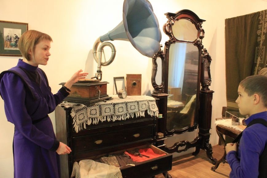 Национальный музей Коми создал интерактивную выставку, фото-1