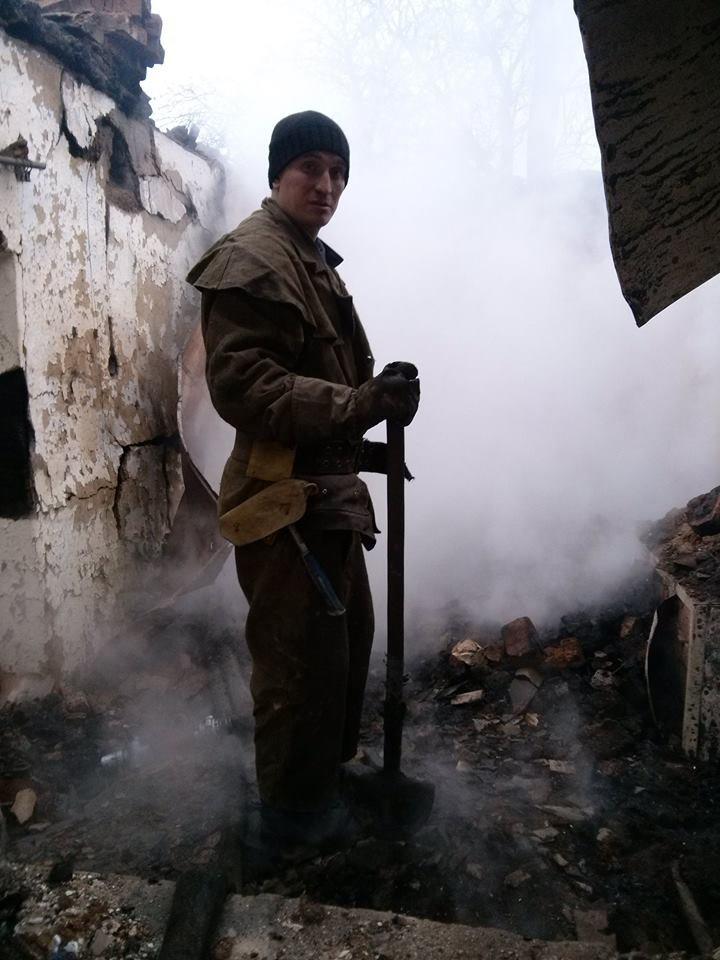 На Днепропетровщине во время ликвидации пожара спасатели обнаружили тела трех погибших (ФОТО), фото-1