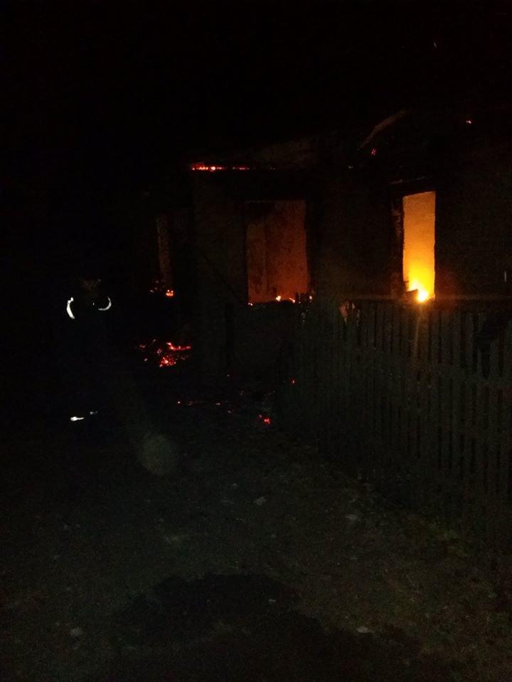 На Днепропетровщине во время ликвидации пожара спасатели обнаружили тела трех погибших (ФОТО), фото-2