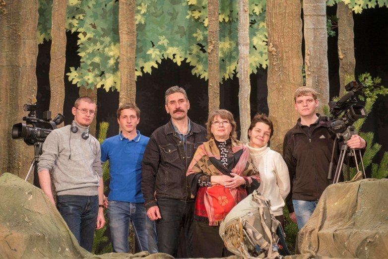 В Полевском впервые снимали телеспектакль (фото) (фото) - фото 1