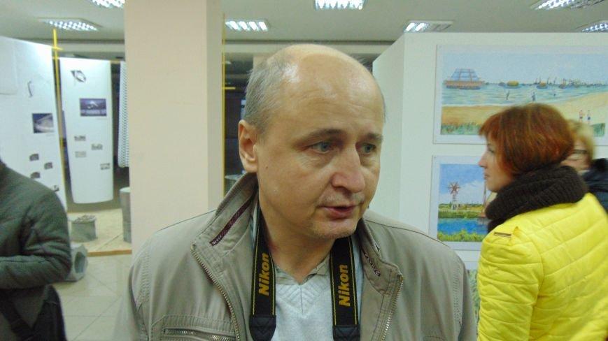 Мариупольский фотограф  стал призером XVIІ  Международного  фотоконкурса в Киеве (фото) - фото 1