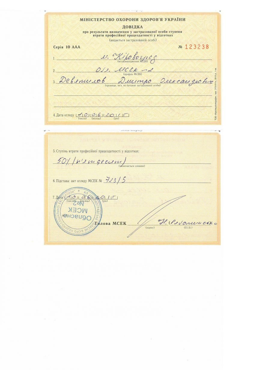Як псевдоблагодійники намагалися видурити кошти на лікування бійця АТО у полтавської організації (фото) - фото 2
