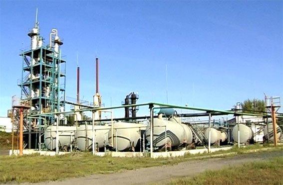 На Полтавщині викрили незаконний нафтозавод (фото) - фото 1