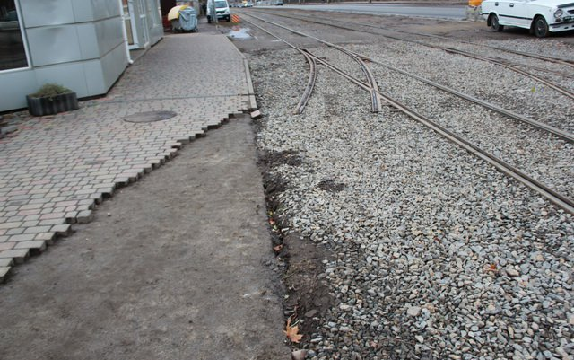 У Вінниці на «Урожаї» до кінця року з'явиться ще одна трамвайна зупинка, фото-3