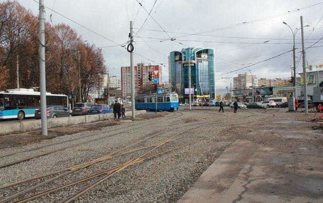 У Вінниці на «Урожаї» до кінця року з'явиться ще одна трамвайна зупинка, фото-1