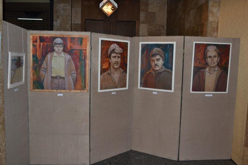 Днепродзержинцев приглашают на выставку памяти художника Владимира Евтушевского, фото-3